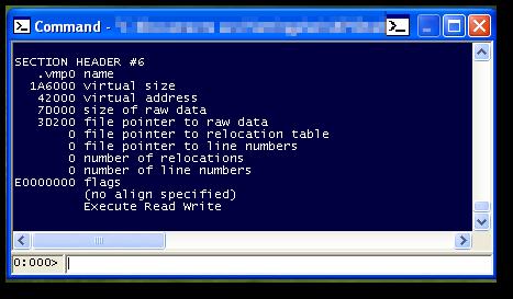 ExPirO - EPOファイル感染型ウイルス
